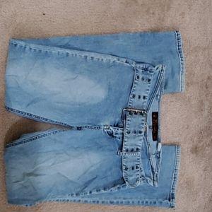 Vintage 90's mom low cut jeans mudd yo!